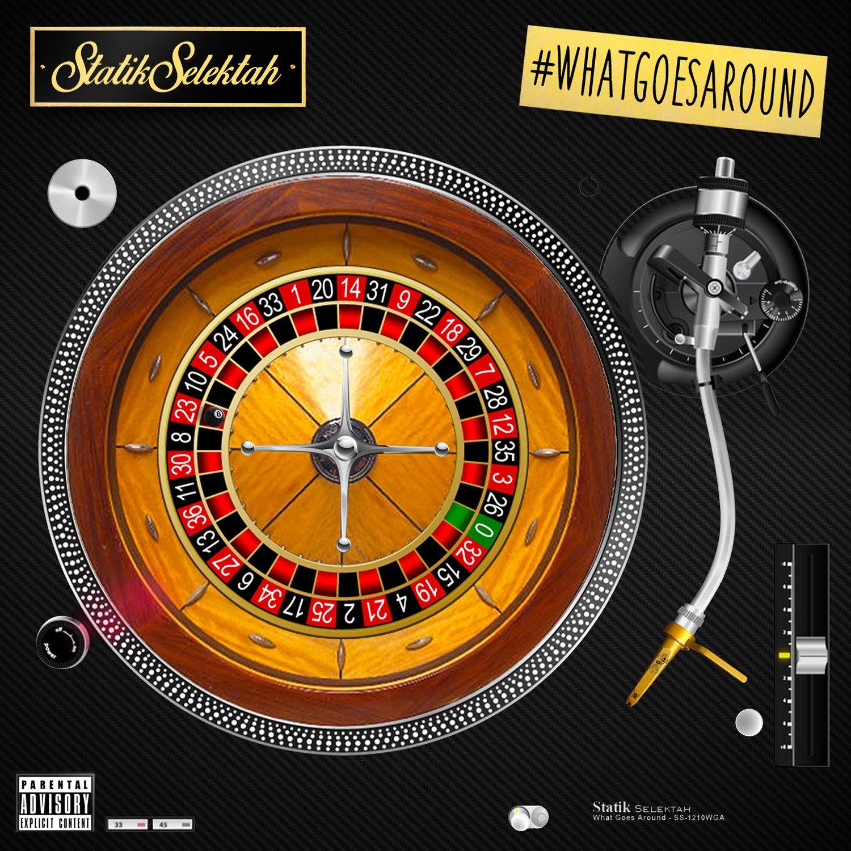 Statik Selektah - What goes around CD