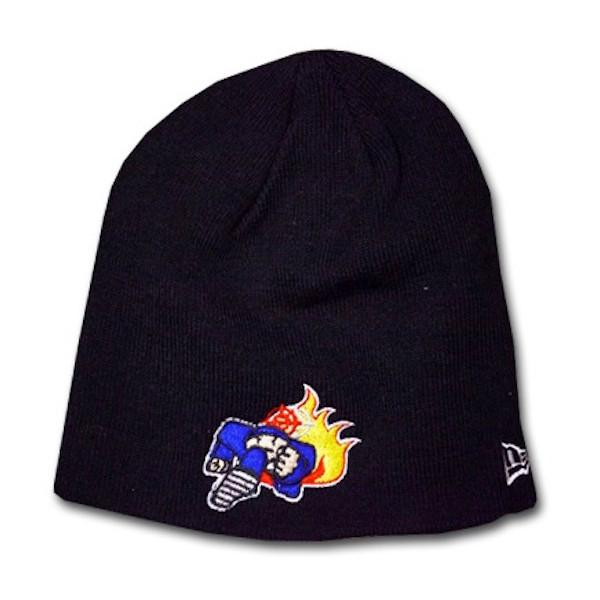 Duck Down New Era Skull Knit Beanie