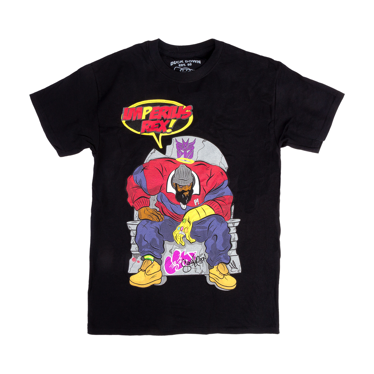 Sean Price - Imperius Rex T-Shirt [Black]