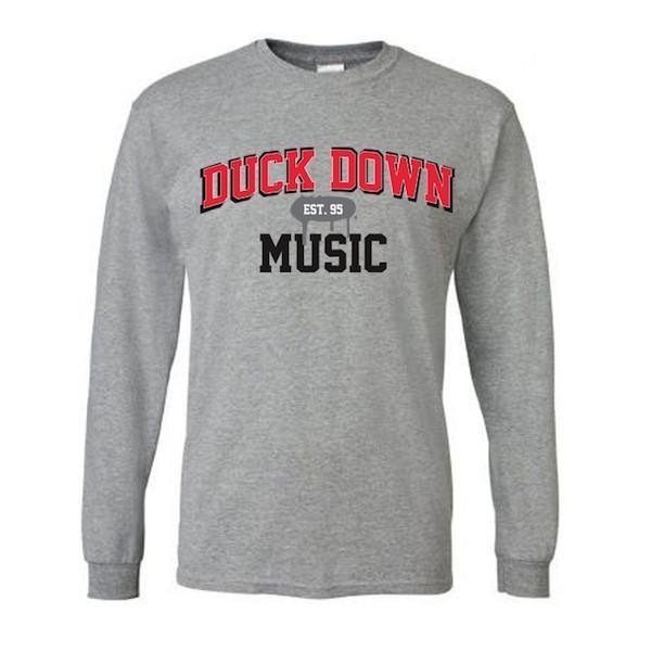 Duck Down Music Est. 95 Long Sleeve Shirt