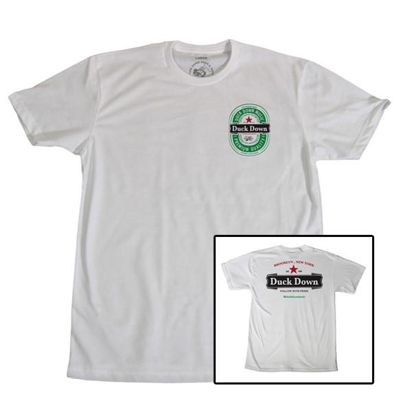 Duck Down x Heineken T-Shirt [White]