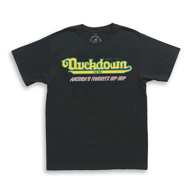 Duck Down's Famous T-Shirt [Black]