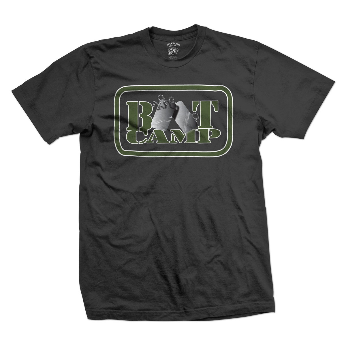 Boot Camp Clik Logo T-shirt