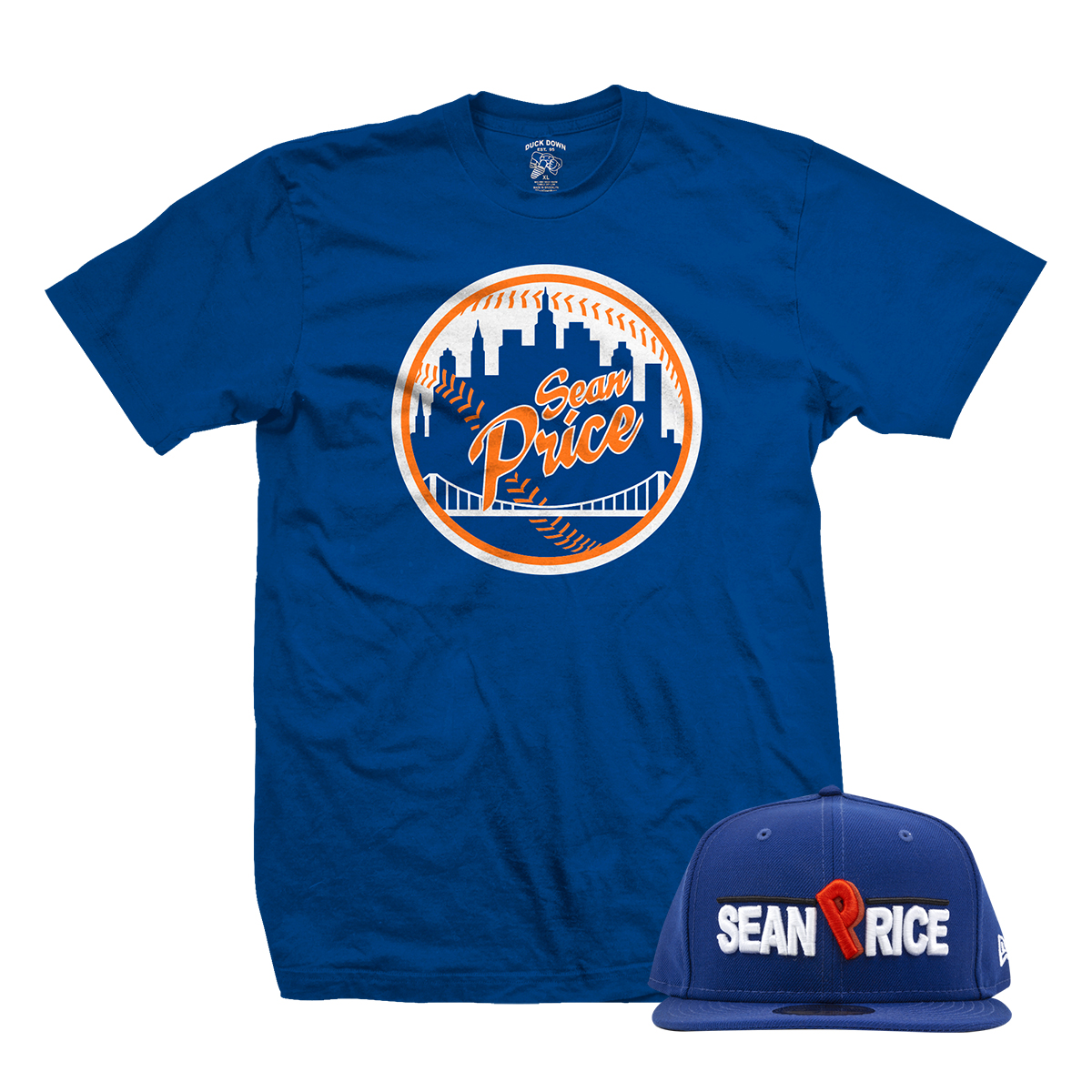 Sean Price NY Baseball Bundle