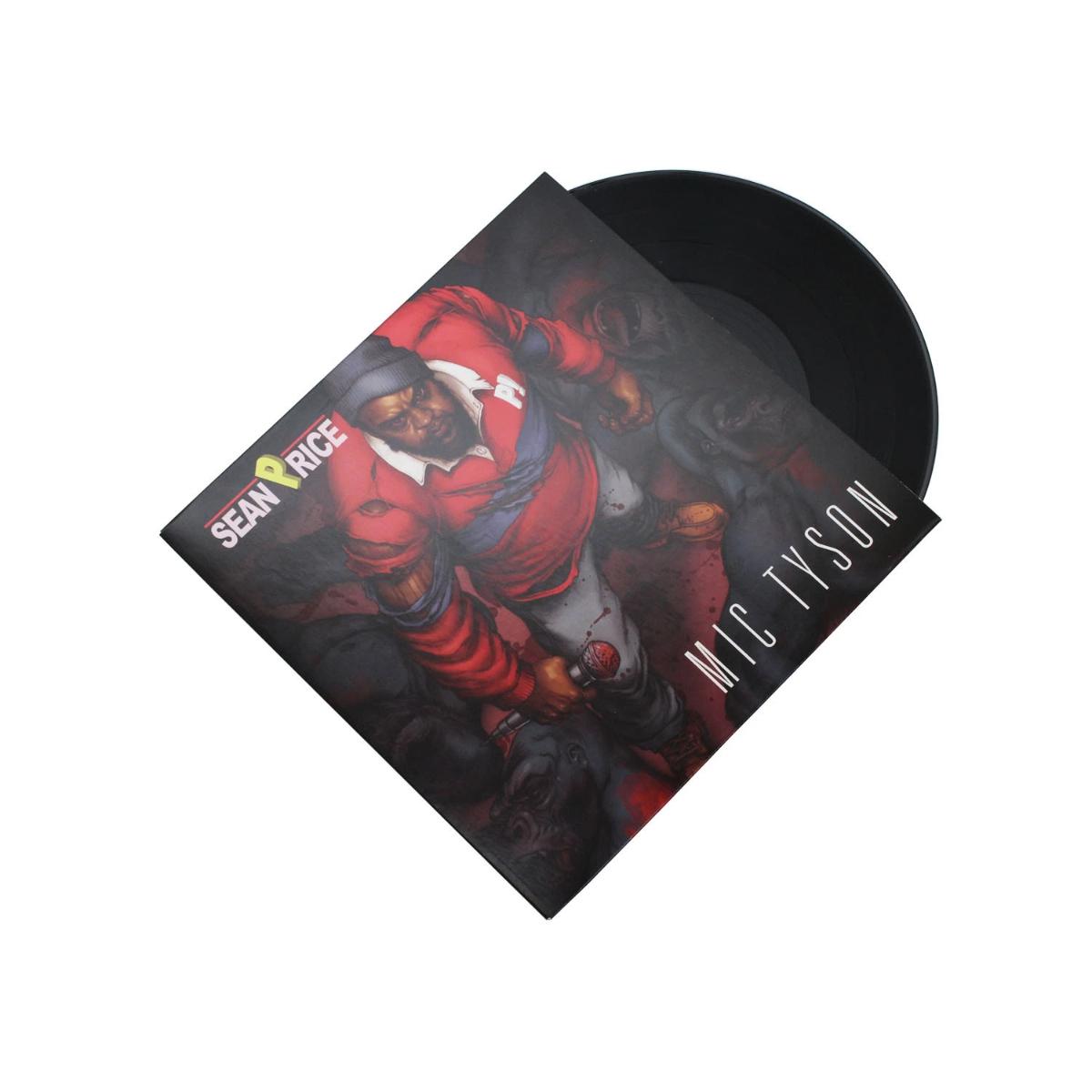 Sean Price - Mic Tyson vinyl (2XLP)