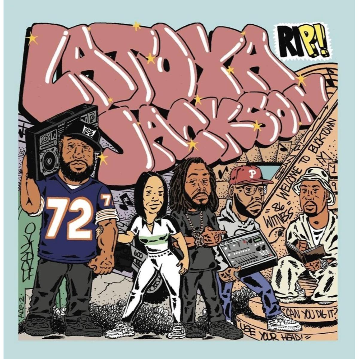 "Sean Price & Small Professor - Latoya Jackson b/w Back to the Old School Remix feat. Masta Ace (7"" vinyl)"