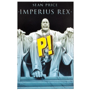 Sean Price Imperius Rex P! Lapel Pin