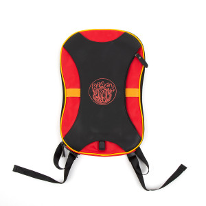 Black Moon Backpack (Red)