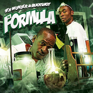 9th Wonder & Buckshot - The Formula CD
