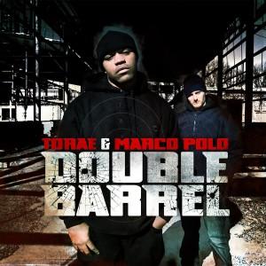 Marco Polo & Torae - Double Barrel CD
