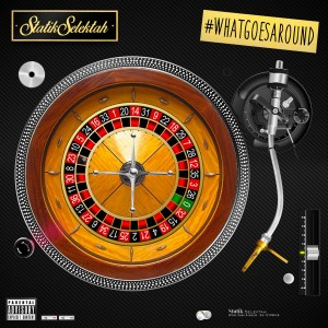 Statik Selektah - What goes around CD