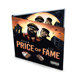 "Sean Price & Lil Fame titled ""Price of Fame"" CD"