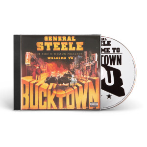 General Steele of Smif N Wessun Presents: Welcome To Bucktown CD