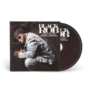 Black Rob - Game Tested, Street Approved CD