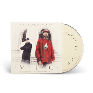 Ruste Juxx & The Arcitype - V.I.C.: Victorious Impervious Champions CD