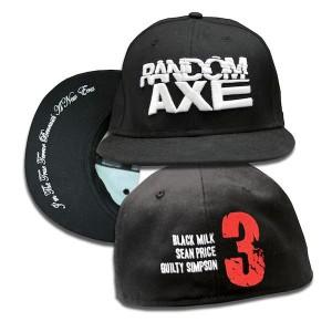 Random Axe - True Terror New Era Hat