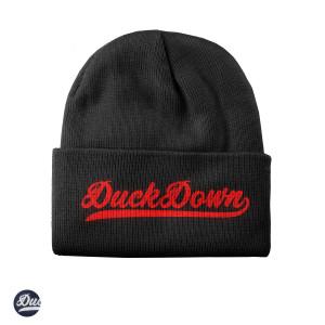 Duck Down Baseball Knit Beanie