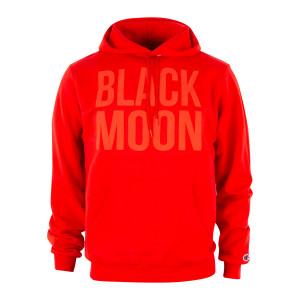 Black Moon Hoodie (Red)