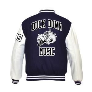 Duck Down Varsity Letterman Jacket