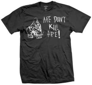 Sean Price - Ape Don't Kill Ape T-Shirt [Black]