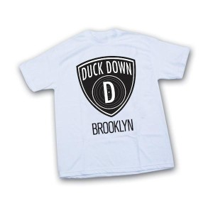 Duck Down Brooklyn T-Shirt [White]