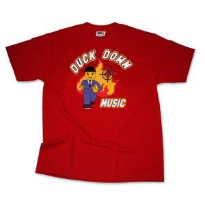 Duck Down Building Blocks T-Shirt