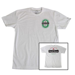 Duck Down x Heineken T-Shirt [White]