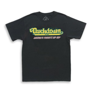 Duck Down's Famous T-Shirt [Black]
