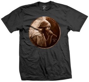 Sean Price - Challenge Coin T-Shirt