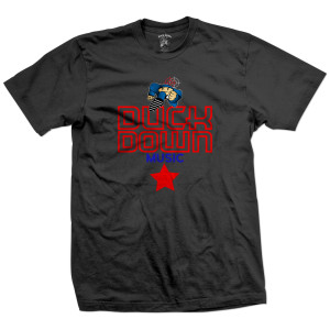 Duck Down Music All Star T-Shirt [Black]