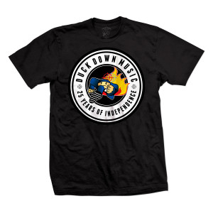 Duck Down 25 Years of Independence T-Shirt