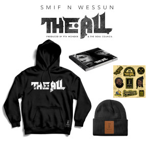 Smif N Wessun 'The All' Beanie & Hoodie Bundle