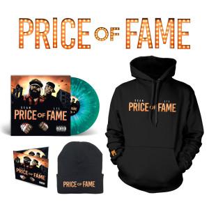 """Sean Price & Lil Fame titled """"Price of Fame"""" Bundle"""