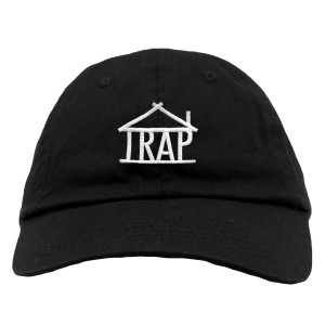 Logo Dad Hat [Black]