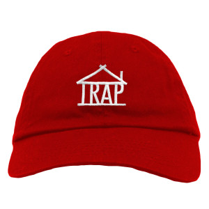 Logo Dad Hat [Red]