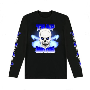 Stone Cold Trap House Long Sleeve T-Shirt
