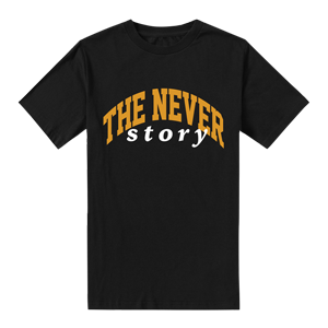 The Never Story T-Shirt [Black]