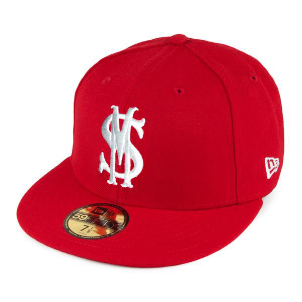 Savemoney Royal Script New Era Fitted Hat