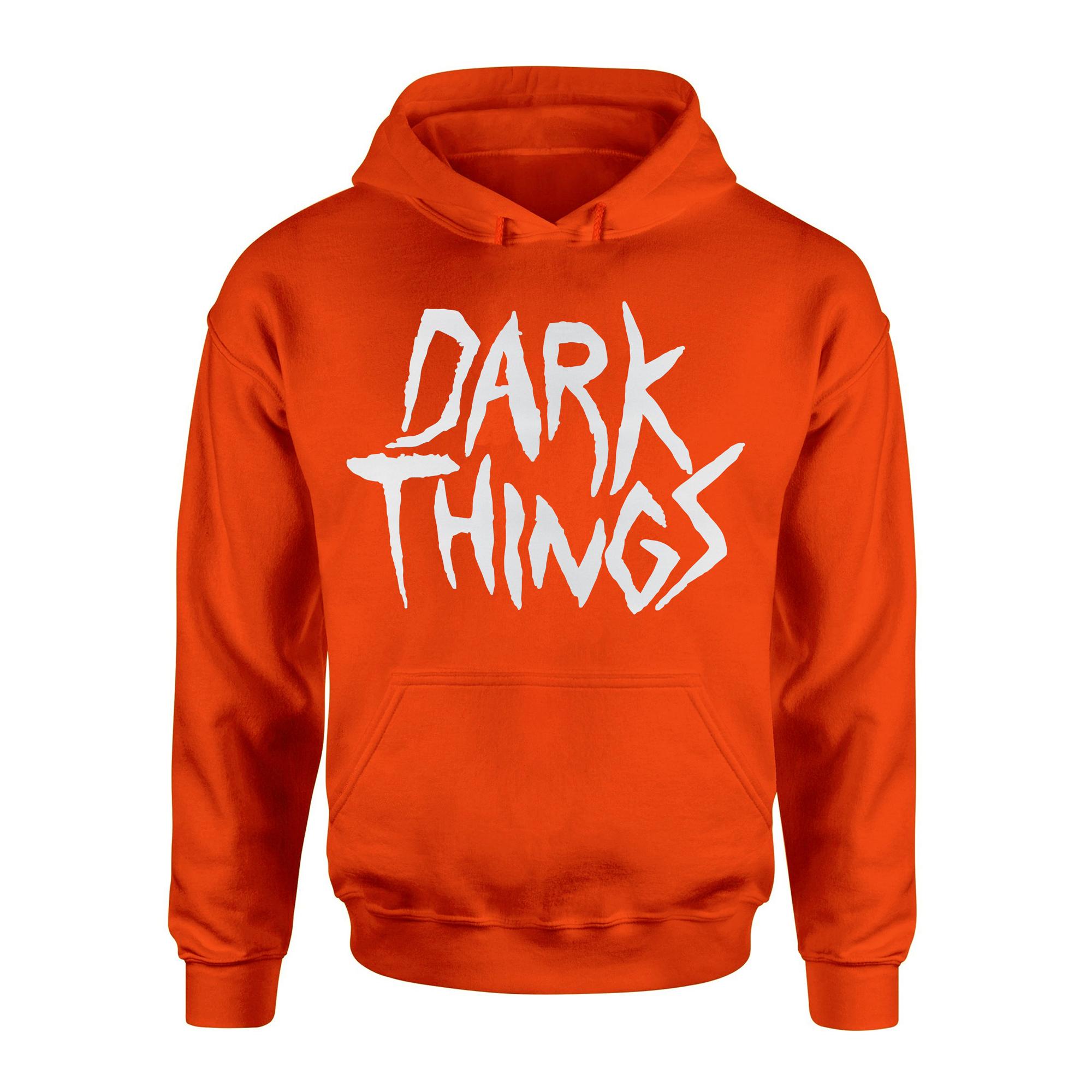 Dark Things Hoodie + HOOLIGANS Album Digital Download