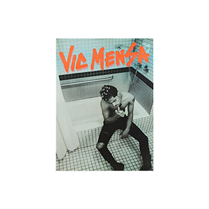 Vic Mensa Bathtub Poster
