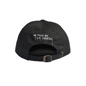 The Autobiography Hat [Black]