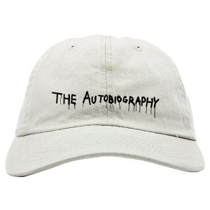 The Autobiography Hat [White]