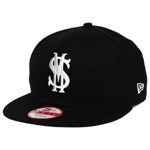 Savemoney Royal Script New Era Snapback Hat