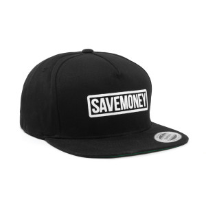 Vic Mensa Save Money Snapback Flatbill Hat