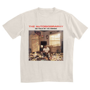 The Autobiography Cover T-Shirt