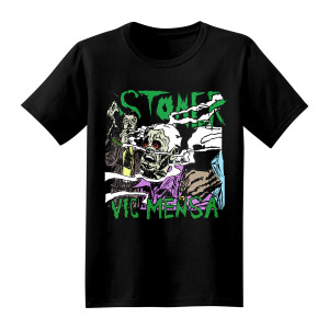 Rollin' Like a Stoner T-Shirt [Black]