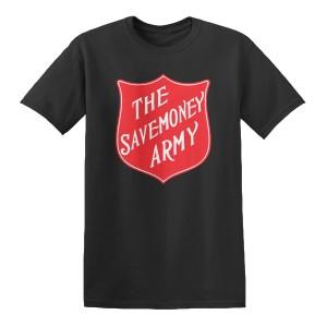 The Savemoney Army Logo T-shirt