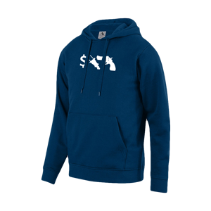 MONY POWR RSPT Hoodie [Navy Blue]