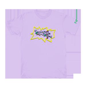 Designer Dope Boyz Tee [Lavender]