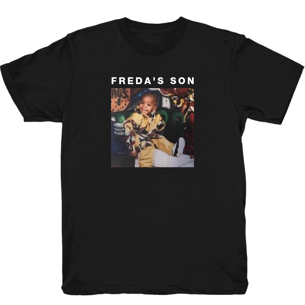 Freda's Son Baby Photo T-Shirt